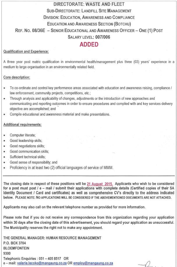 External-Vacancy-Bulletin-11-August-a-2015