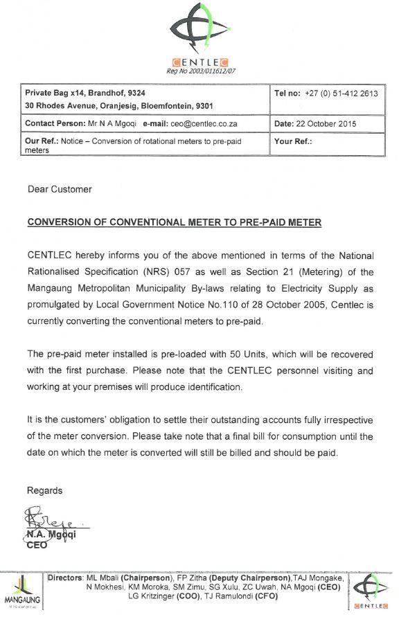 CENTLEC-Notice-23-October-2015