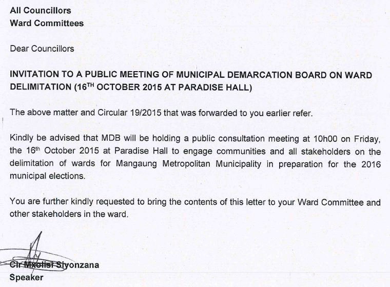 Invitation-to-Meeting-Municipal-Demarcation-Board-16-Oct-2015